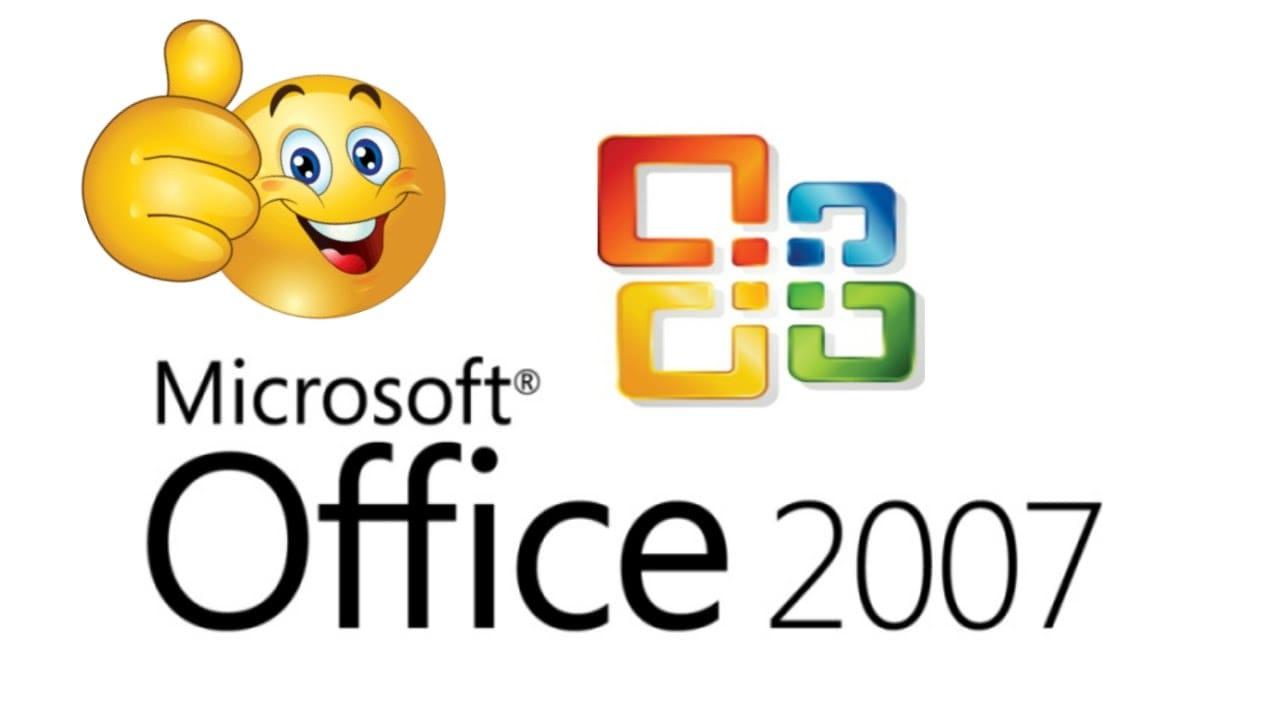 Логотип Microsoft Office 2007