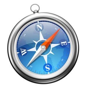 Иконка программы Safari