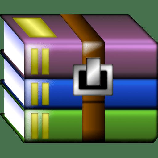 Иконка программы WinRAR