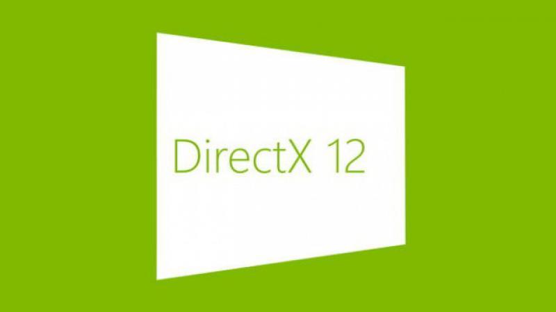 Логотип ПО DirectX 12 для Windows 10
