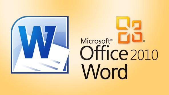 Логотип программы Microsoft Word 2010