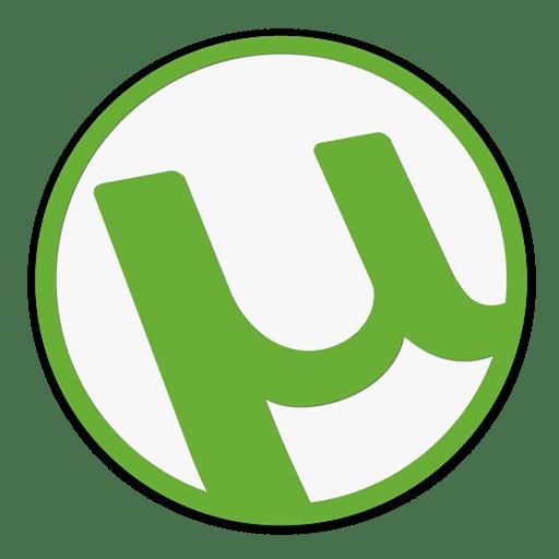 Иконка программы uTorrent